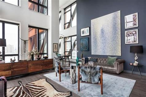 Design Ideas New York by Interior Design Luxury Apartments In Bohemian District Of