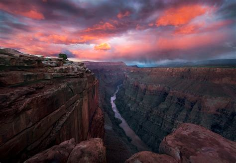 grand canyon sunset wallpaper  background image