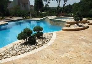 Designer Garden Bench by 15 Pool Landscape Design Ideas Home Design Lover