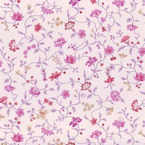 vintage tapete blumen tapete rasch textil blumen lila vintage diary 255194