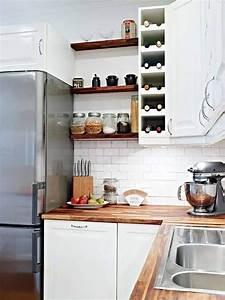 35 bright ideas incorporating open shelves kitchen 2048