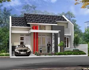 Desain Rumah Minimalis Modern 1 Lantai | Model Rumah ...