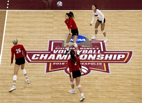 Nebraska Volleyball Team Finishes Season Ranked In The Top