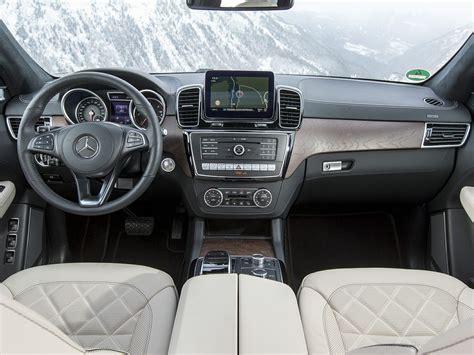 mercedes gls interior 2017 mercedes benz gls class price photos reviews