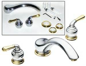 moen t951bn monticello two handle low arc roman tub faucet