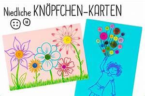 Bilder Mit Knöpfen : klein rund bunt fr hlingshaftes basteln mit kn pfen arskreativ ~ Frokenaadalensverden.com Haus und Dekorationen