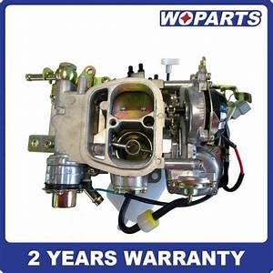 New Engine Carburetor For Toyota 3y 4y Hiace 1982