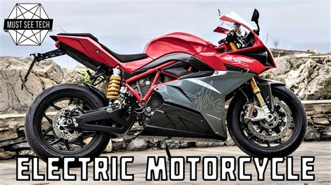 Top 10 Electric Bikes And Future Motorcycles On Sale In