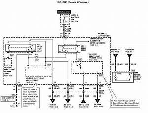 98 F150 Power Window Wiring Diagram