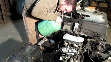 yamaha  part  golf cart fuel system plumbing youtube