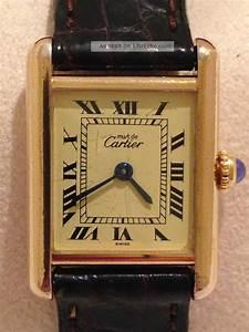 Cartier Tank Uhr Damen