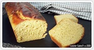 Recette Pain Sans Gluten Four : recette sans gluten pain sans gluten cuisine saine ~ Melissatoandfro.com Idées de Décoration