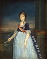 1799-1800 Grand Princess Anna Feodorovna by ? (State ...