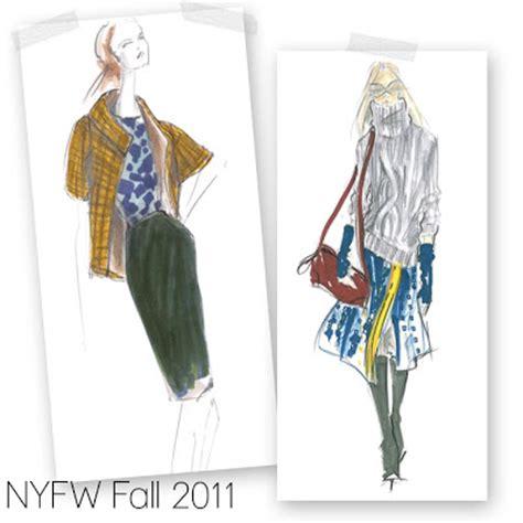 Fabulous Doodles Fashion Illustration Blog By Brooke Hagel