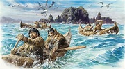 Late Upper Paleolithic people in Japan carrying obsidian ...