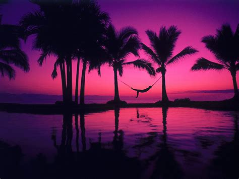 Hawaii Sunset Wallpapers