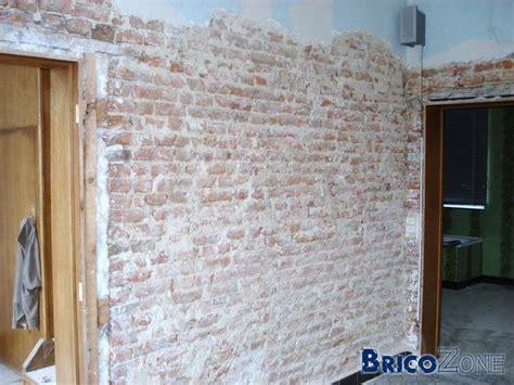 mur int 233 rieur en brique