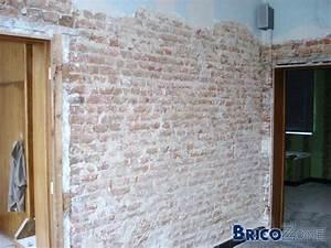 mur interieur en brique With mur interieur en brique