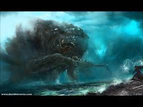 Mythical Deep Sea Monsters