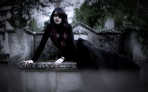 fantasy dark gothic vampire horror evil wallpaper