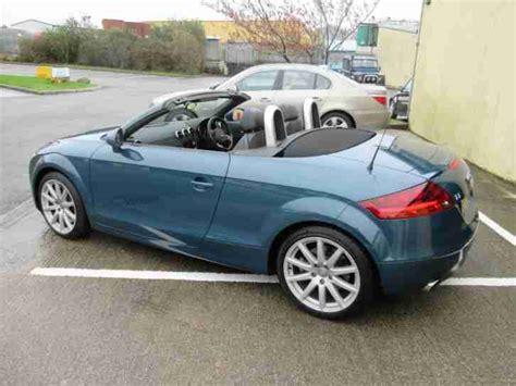 how petrol cars work 2009 audi tt security system audi tt roadster 3 2 v6 2009my quattro petrol blue car for sale
