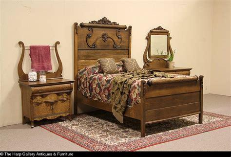 bedroom furniture antique bedroom furniture about oak Antique