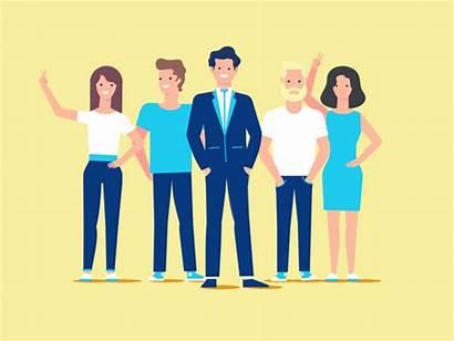 Student Growing Dribbble Adult Ukrainian Easy Character