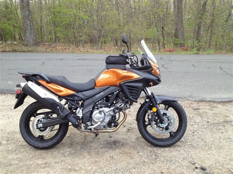 2012 Suzuki V-strom 650 Abs Dual Sport For Sale On 2040motos