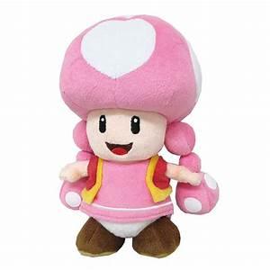 Super Mario Toadette 8quot Plush Toy
