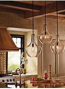 Photos Of Kitchens With Pendant Lights by Kichler Lighting 42046OZ Everly 1 Light Pendant Old Bronze Finis