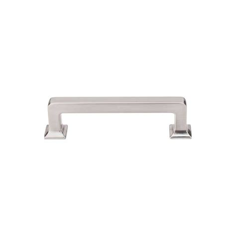 top knobs cabinet pulls top knobs transcend 3 3 4 inch center to center brushed