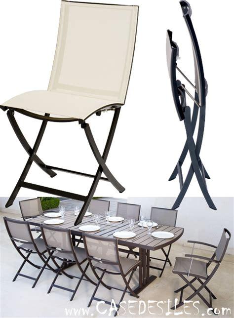 chaise de jardin pliante pas cher chaise de jardin alu pliante design 972