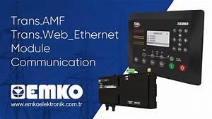 Emko Elektronik Trans Amf