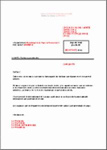 Modele De Lettre De Relance : lettre de relance niveau 1 classique es ~ Gottalentnigeria.com Avis de Voitures