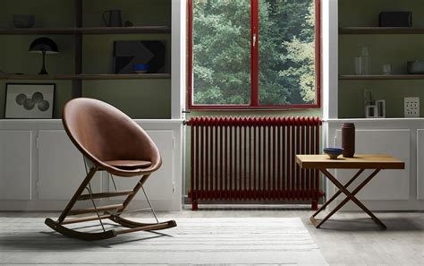 Poltrona A Dondolo Rocking Nest Chair Di Carl Hansen & Son