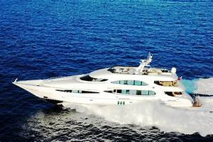 Yacht THE WORLD IS NOT ENOUGH, Performance motor yacht ...
