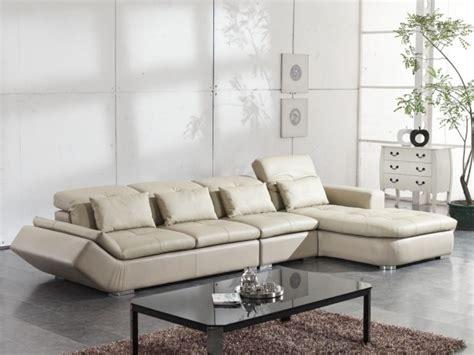 canapé méridien meubles contemporains aménagement de salon 25 photos