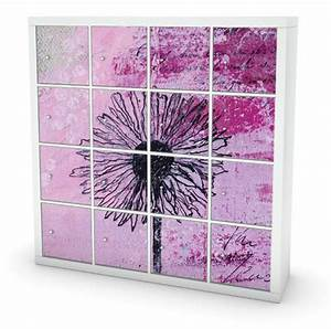 fabric for ikea furniture mystic flower cover sticker on With furniture cover sticker
