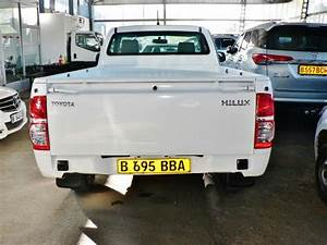 2015 Toyota Hilux Vvti For Sale