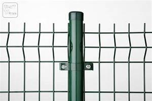 Prix Au Metre Cloture Grillage Rigide : prix du grillage pour cloture best galvanis treillis ~ Edinachiropracticcenter.com Idées de Décoration