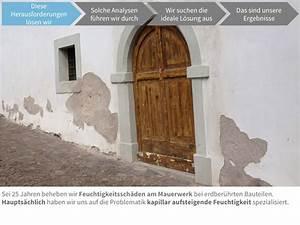 Feuchtigkeit Im Mauerwerk : l sungen feuchtigkeit mauerwerk norm acco solutions ~ Michelbontemps.com Haus und Dekorationen
