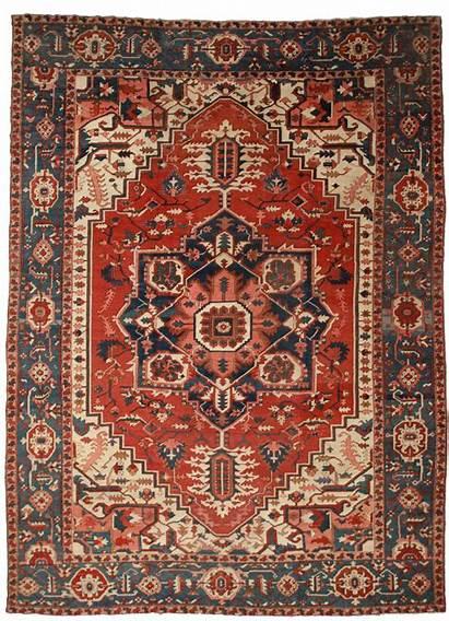 Persian Rug Antique Serapi Rugs Oriental Exclusive