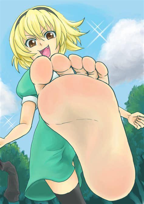 Two Lesbians Feet Worship