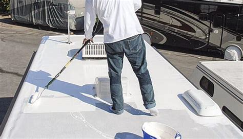 15 Best Rv Roof Coatings And Sealants Reviewed & Rated 2019