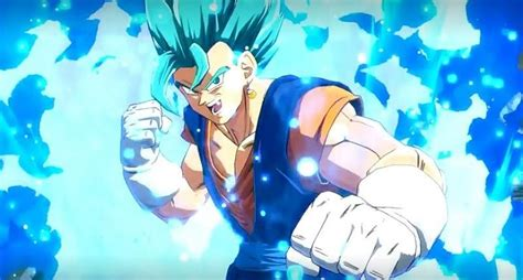 Leaked Trailer Confirms Vegito Blue For Dragon Ball