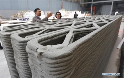 these are the 3d printed houses china built in a day the creators project