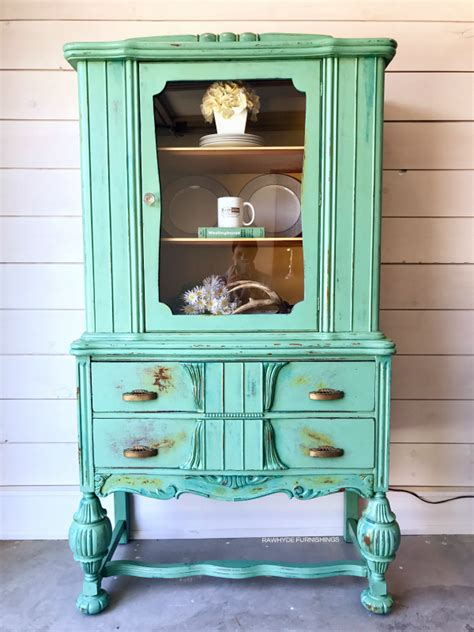 hutches furniture lehi painted furniture makeover china hutch rawhyde furnishings