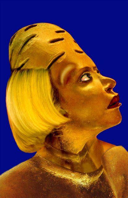 "Saintorlan Reincarnated The Artist's Body As A ""medium"