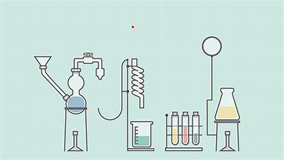 Chemistry Loop Behance Project