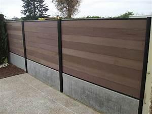 Cloture Composite Brico Depot : brico depot cloture bois ~ Nature-et-papiers.com Idées de Décoration